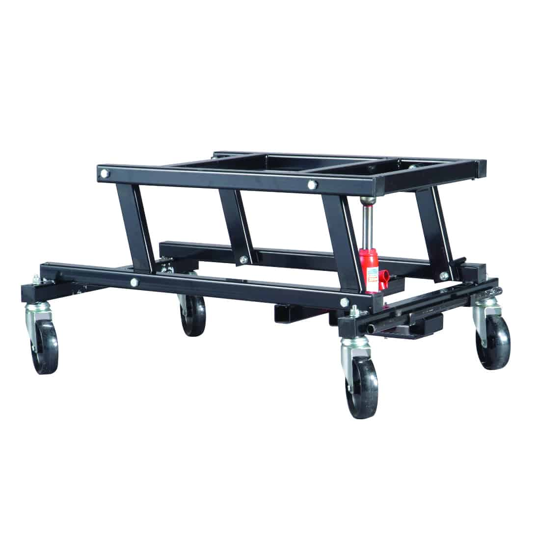 Pump Action Pool Table Trolley