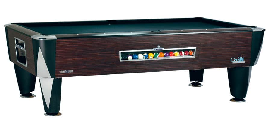Sam Magno 6ft 7ft or 8ft American Pool Table