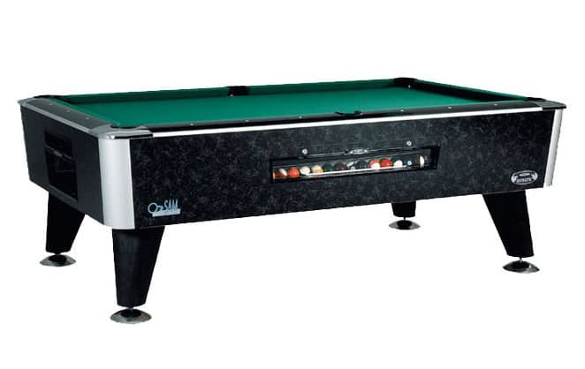 Sam Bison 6ft 7ft or 8ft American Pool Table
