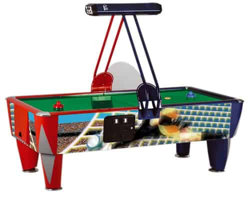 Sam Soccer Fast Track 8ft Air Hockey Table