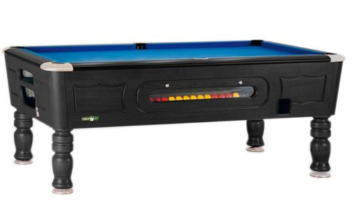 Sam Balmoral Champion English Pool Table 6ft or 7ft